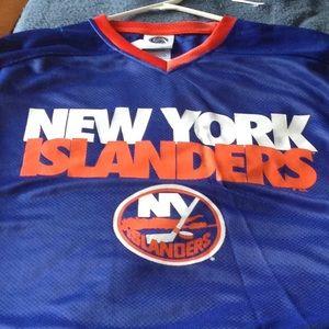 New York Islander Jersey